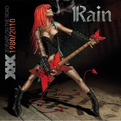 "Rain - ""XXX"" CD cover image"