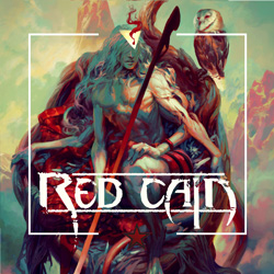 "Red Cain - ""Red Cain"" CD/EP cover image"