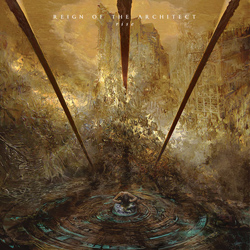 "Reign of the Architect - ""Rise"" CD cover image - Click to read review"