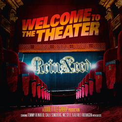 "ReinXeed - ""Welcome To The Theater"" CD cover image"