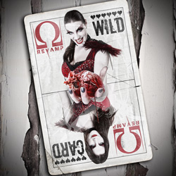 "Revamp - ""Wild Card"" CD cover image"