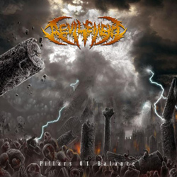 "Revilement - ""Pillars of Balance"" CD cover image - Click to read review"