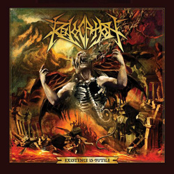 "Revocation - ""Existence Is Futile"" CD cover image - Click to read review"