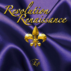 "Revolution Renaissance - ""EP"" Digital EP cover image"