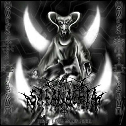 "Rex Satanachia - ""First Legion of Hell"" CD/EP cover image"