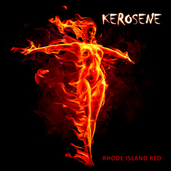 "Rhode Island Red - ""Kerosene"" CD/EP cover image"