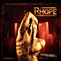 "Rhope - ""Turning Maybes Into Reality"" CD cover image - Click to read review"