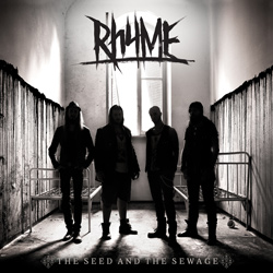 "Rhyme - ""The Seed And The Sewage"" CD cover image"