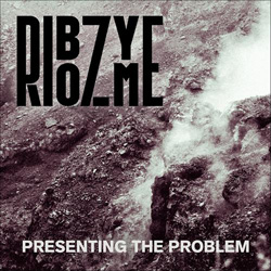 "Ribozyme - ""Presenting the Problem"" CD cover image - Click to read review"
