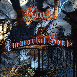 "Riot - ""Immortal Soul"" CD cover image - Click to read review"