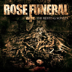 "Rose Funeral - ""The Resting Sonata"" CD cover image"