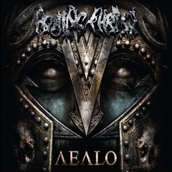"Rotting Christ - ""Aealo"" CD cover image"