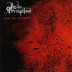 "Rude Revelation - ""Lost in Entropy"" CD cover image"