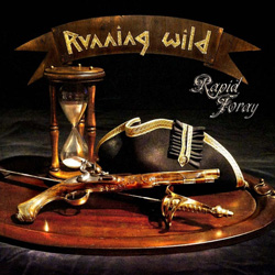 "Running Wild - ""Rapid Foray"" CD cover image"