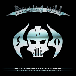 "Running Wild - ""Shadowmaker"" CD cover image"