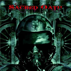 "Sacred Oath - ""Sacred Oath"" CD cover image - Click to read review"