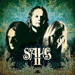 "Sahg - ""Sahg II"" CD cover image"