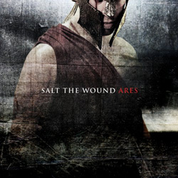 "Salt The Wound - ""Ares"" CD cover image"