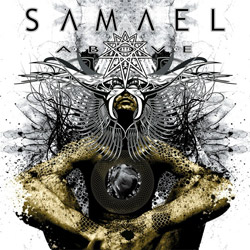 "Samael - ""Above"" CD cover image"
