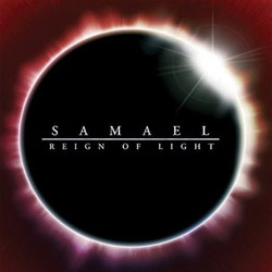 "Samael - ""Reign of Light"" CD cover image - Click to read review"