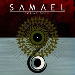 "Samael - ""Solar Soul"" CD cover image - Click to read review"