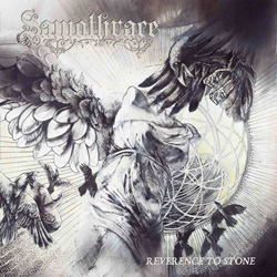 "Samothrace - ""Reverence To Stone"" CD cover image"