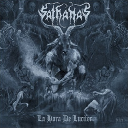 "Sathanas - ""La Hora De Lucifer"" CD cover image"