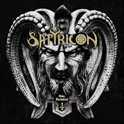 "Satyricon - ""Now, Diabolical"" CD cover image - Click to read review"