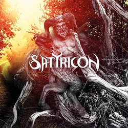 "Satyricon - ""Satyricon"" CD cover image"