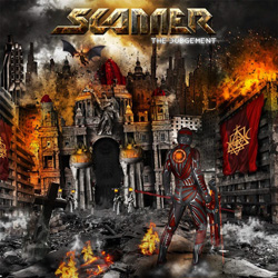 "Scanner - ""The Judgement"" CD cover image - Click to read review"