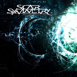 "Scar Symmetry - ""Holographic Universe"" CD cover image"