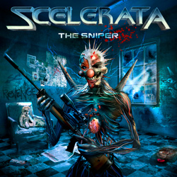"Scelerata - ""The Sniper"" CD cover image"