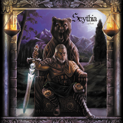 "Scythia - ""...Of Exile"" CD cover image"