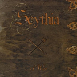 "Scythia - ""...Of War"" CD cover image"