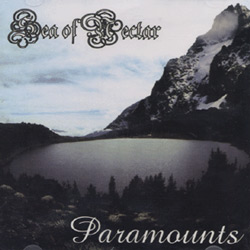 "Sea of Nectar - ""Paramounts"" CD cover image"