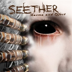 "Seether - ""Karma and Effect"" CD cover image - Click to read review"