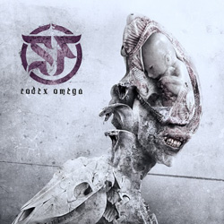 "Septicflesh - ""Codex Omega"" CD cover image - Click to read review"