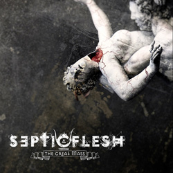 "Septicflesh - ""The Great Mass"" CD cover image"