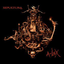 "Sepultura - ""A-Lex"" CD cover image"