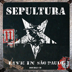 "Sepultura - ""Live in Sao Paulo"" 2-CD Set cover image - Click to read review"