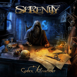"Serenity - ""Codex Atlanticus"" CD cover image - Click to read review"