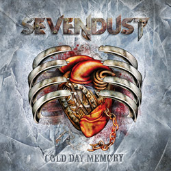 "Sevendust - ""Cold Day Memory"" CD cover image"