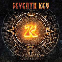 "Seventh Key - ""I Will Survive"" CD cover image"