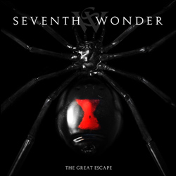 "Seventh Wonder - ""The Great Escape"" CD cover image"