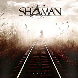 "Shaaman - ""Reason"" CD cover image"
