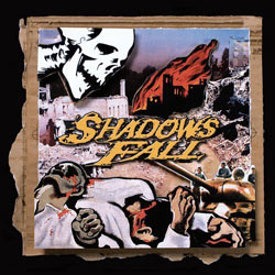 "Shadows Fall - ""Fallout From The War"" CD cover image"