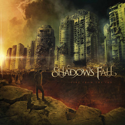 "Shadows Fall - ""Fire From The Sky"" CD cover image"