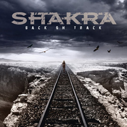 "Shakra - ""Back On Track"" CD cover image"