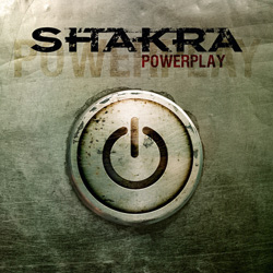 "Shakra - ""Powerplay"" CD cover image - Click to read review"