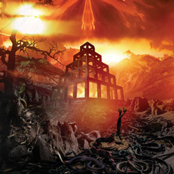 "Shrinebuilder - ""Shrinebuilder"" CD cover image"